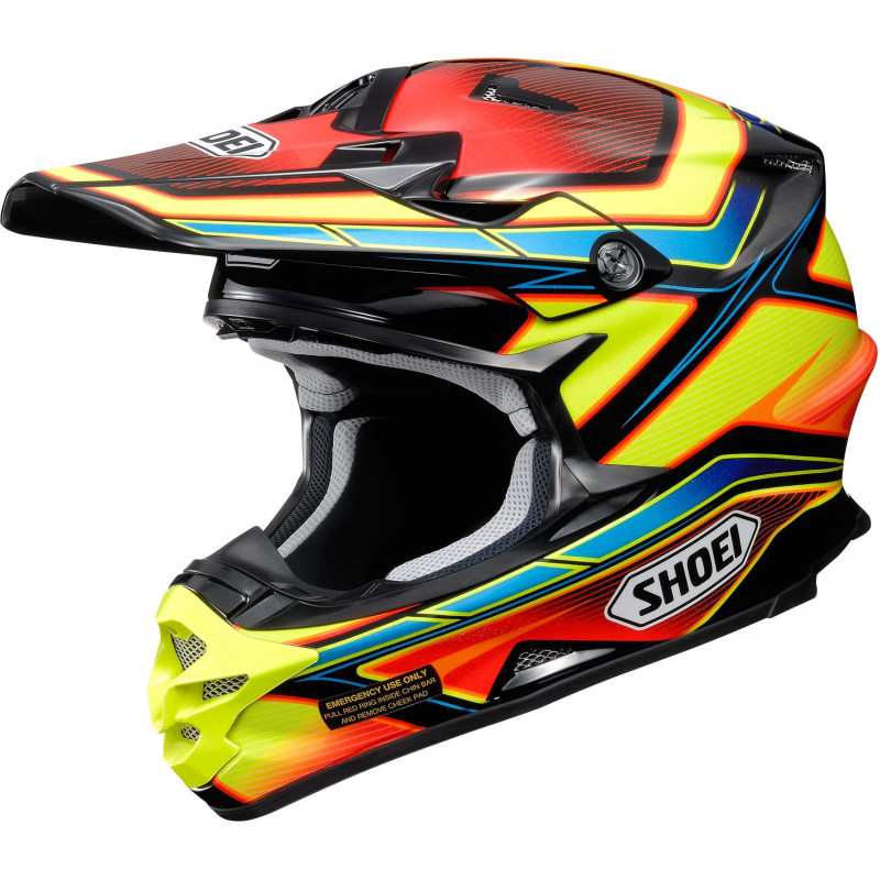 Shoei wfx-w CAPACITOR TC3 casco