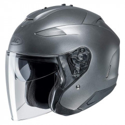 Hjc IS-33 II semi flat black Casco