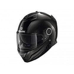 Shark Spartan Carbon Skin DKA carbon black/antracite Casco
