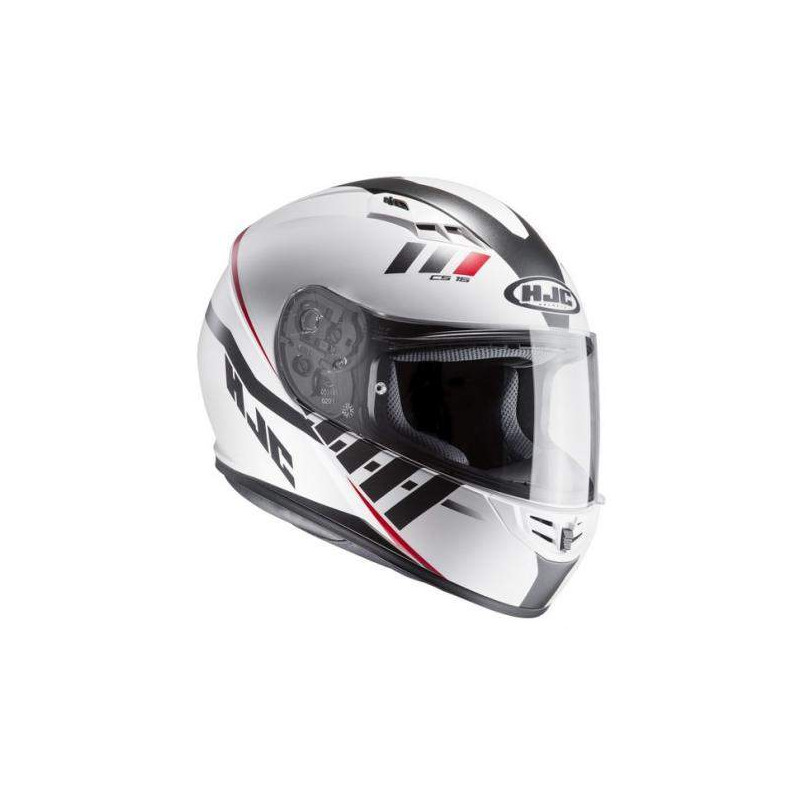 Hjc CS15 spider-man home coming MC1 casco