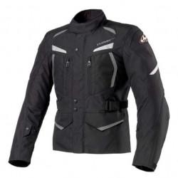 clover storm 2 WP nero/grigio giacca