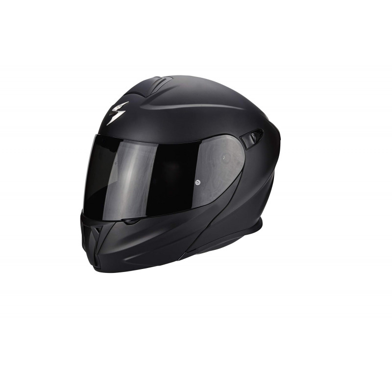 scorpion EXO-920 AIR monocolore blk2 nero opaco casco