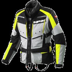 spidi for 4 season yellow fluo giacca
