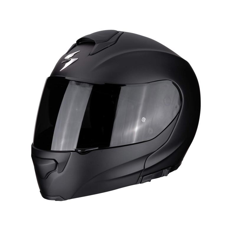 scorpion exo-3000 nero opaco casco