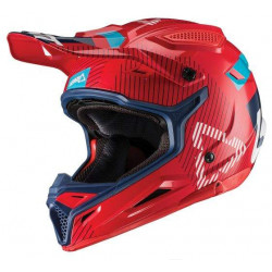 leatt GPX 4.5 V19.2 black/lime casco offroad