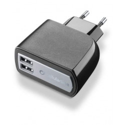 Cellularline USB charger dual 15W accessori