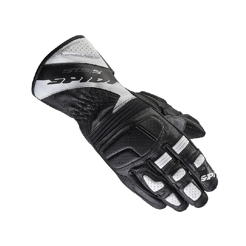 Spidi STS-S nero/bianco guanti