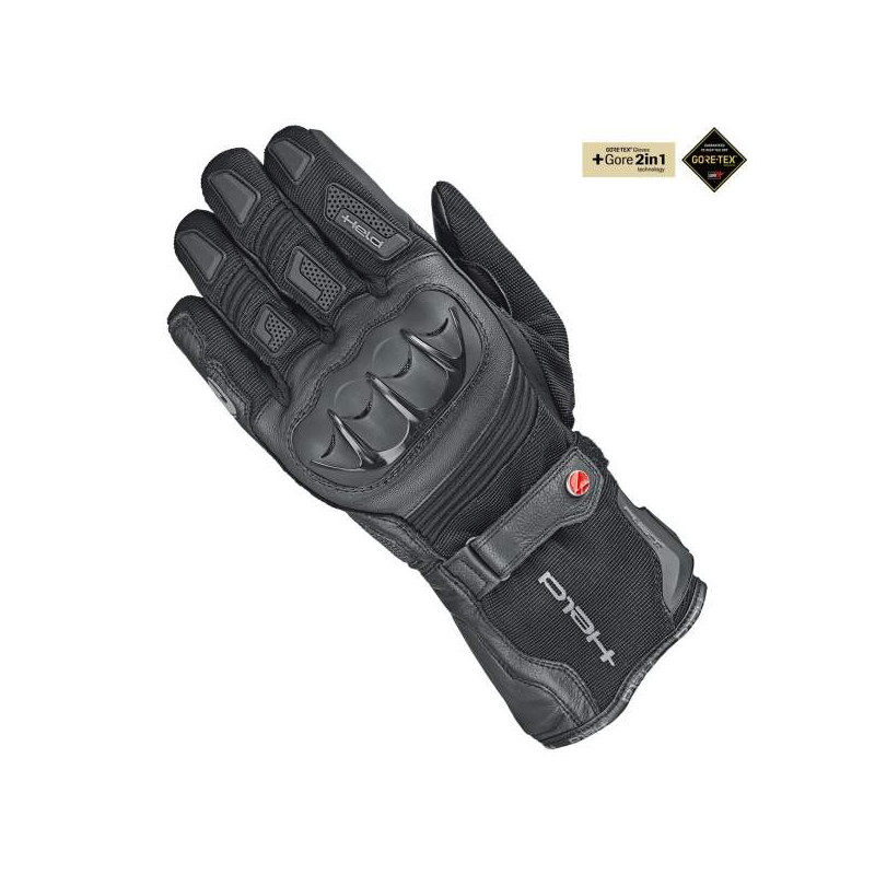 Held sambia 2 in 1 Gore-Tex nero guanti
