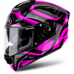 Airoh ST501 dude pink gloss casco