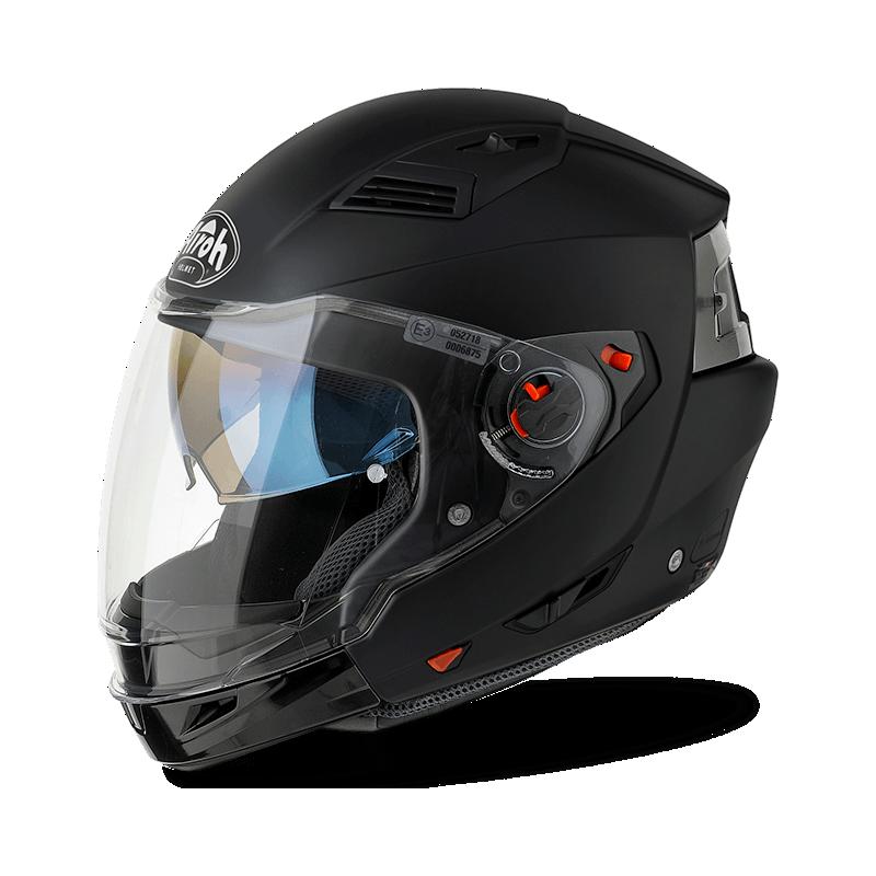 Airoh executive color black matt casco