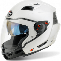 Airoh executive color white gloss casco