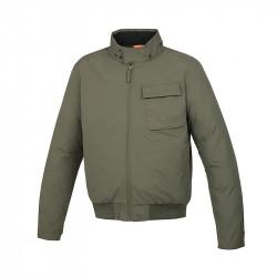 Tucano Urbano task verde giacca moto cittadina