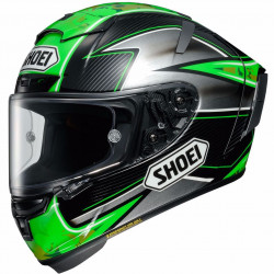 SHOEI X SPIRIT 3 LAVERTY TC4 CASCO