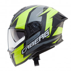 CABERG DRIFT EVO SPEEDSTER MATT BLACK/ANTRACHITE/YELLOW...