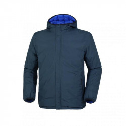 GIACCA DOUBLE WAY BLU SCURO BLUETTE TUCANO URBANO