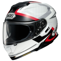 CASCO GT-AIR II AFFAIR TC-6 WHITE GREY SHOEI