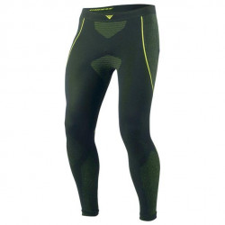 DAINESE D-CORE DRY PANT LL-620-BLACK/FLUO-YELLOW