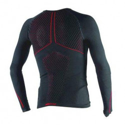 DAINESE D-CORE THERMO TEE LS-606-BLACK/RED