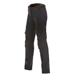 DAINESE NEW DRAKE AIR TEX PANTS-001-BLACK