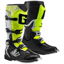 G.REACT GOODYEAR WHITE-BLACK-YELLOW | GAERNE