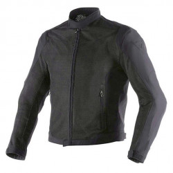 AIR FLUX D1 TEX JACKET-623-ANTHRACITE/BLACK Dainese