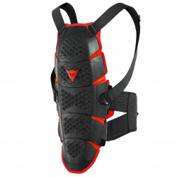 PRO-SPEED BACK L-606-BLACK/RED DAINESE