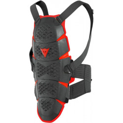 PRO-SPEED BACK S-606-BLACK/RED DAINESE