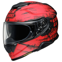 CASCO INTEGRALE GT-AIR II OGRE TC-1 RED | SHOEI