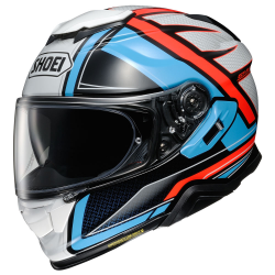 CASCO INTEGRALE GT-AIR II HASTE TC-2 BLUE | SHOEI