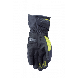 GUANTI  WFX 2 BLACK/FLUO YELLOW   | FIVE