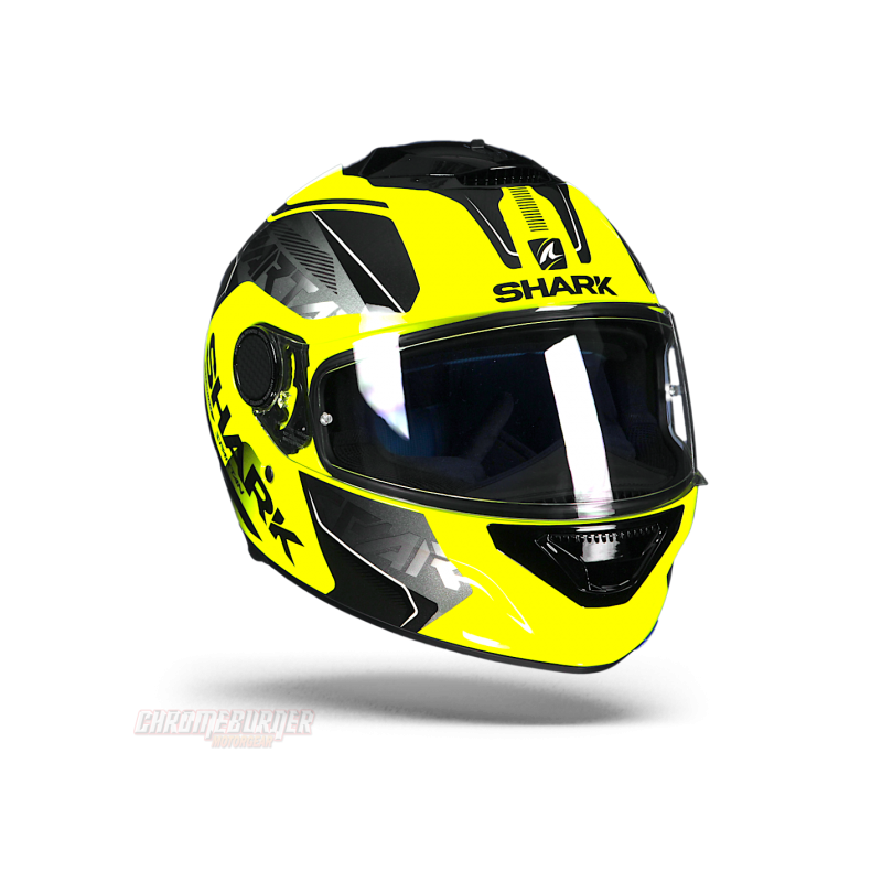 Shark Spartan YKK Karken Yellow