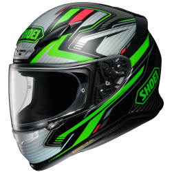 CASCO NXR STAB TC-4 GREEN | SHOEI